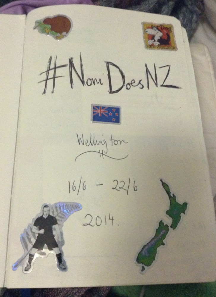 Noni Did NZ: Putting It Down On Paper (1/6)